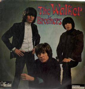Cover - Walker Brothers, The: Walker Brothers, The