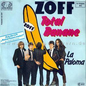 Cover - Zoff: Total Banane