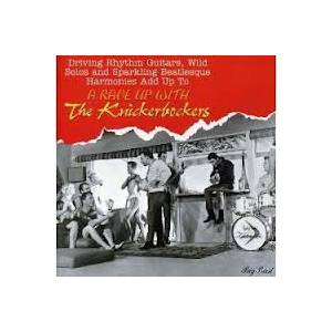 Cover - Knickerbockers, The: Rave Up With ... The Knickerbockers, A