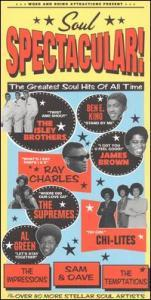 Soul Spectacular! The Greatest Soul Hits Of All Time - Cover