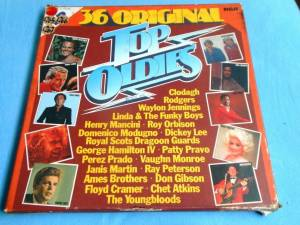 Cover - Vaughn Monroe: 36 Original Top Oldies