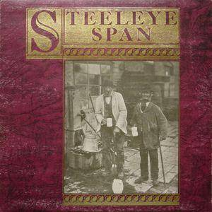 Cover - Steeleye Span: Ten Man Mop Or Mr. Reservoir Butler Rides Again