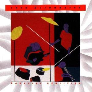 Cover - Jack DeJohnette: Parallel Realities