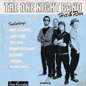 One Night Band: Hit & Run - Cover