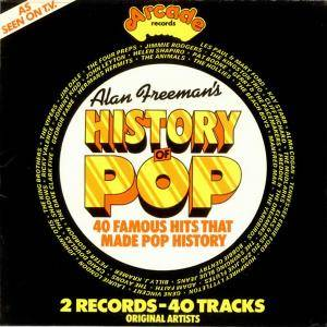 Cover - Mudlarks, The: Alan Freeman's History Of Pop
