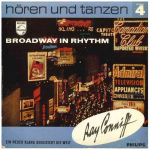 Cover - Ray Conniff, His Orchestra And Chorus: Hören Und Tanzen Folge 4 - Broadway In Rhythm