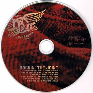 Aerosmith: Rockin' The Joint (CD) - Bild 3