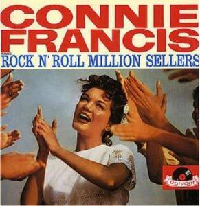 Cover - Connie Francis: Sings Rock 'n' Roll Million Sellers