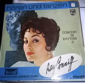 Cover - Ray Conniff, His Orchestra And Chorus: Hören Und Tanzen Folge 8 - Concert In Rhythm 2
