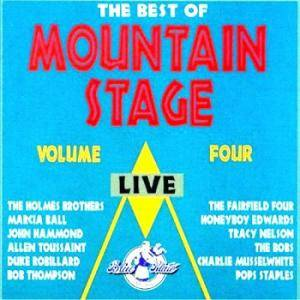 Cover - Fairfield Four: Best Of Mountain Stage Volume 4, The