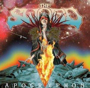 The Sword: Apocryphon - Cover