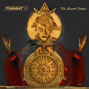 Cover - Tiamat: Scarred People, The