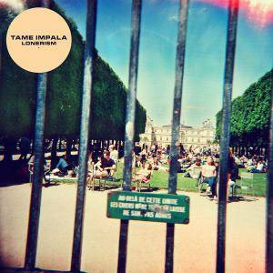 Tame Impala: Lonerism - Cover