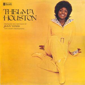 Cover - Thelma Houston: Sunshower