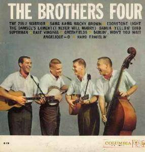 The Brothers Four: Brothers Four, The - Cover