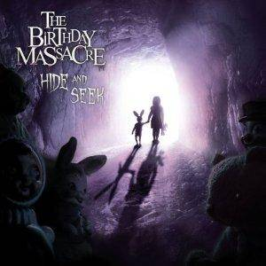 The Birthday Massacre: Hide And Seek - Cover