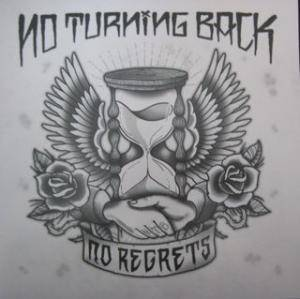 No Turning Back: No Regrets - Cover