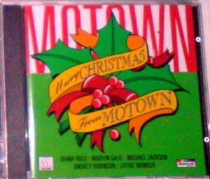Cover - Funk Brothers, The: Merry Christmas From Motown