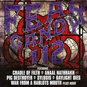 Terrorizer 228 - Fear Candy 112 - Cover