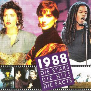 Stars Die Hits Die Facts 1988, Die - Cover