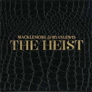 Macklemore & Ryan Lewis: Heist, The - Cover