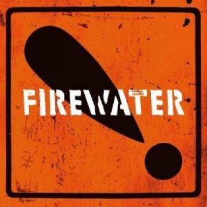 Firewater: International Orange! - Cover