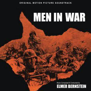 Cover - Elmer Bernstein: Men In War