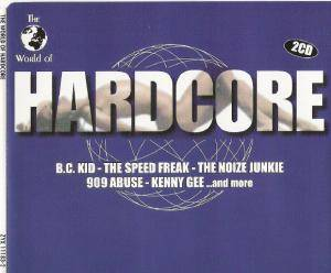 World Of Hardcore, The - Cover