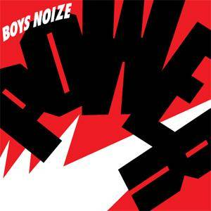 Cover - Boys Noize: Power
