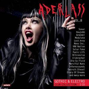 Cover - Panic Lift: Aderlass Vol. 8