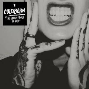 Coldburn: Harsh Fangs Of Life, The - Cover