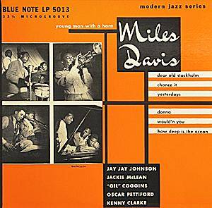 Cover - Miles Davis: Young Man With A Horn