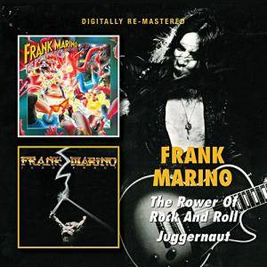 Cover - Frank Marino: Power Of Rock And Roll / Juggernaut, The