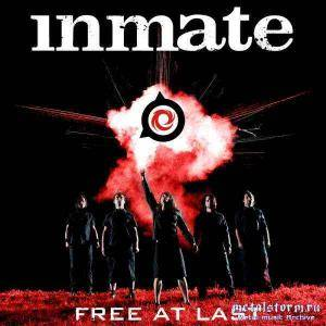 Inmate: Free At Last - Cover