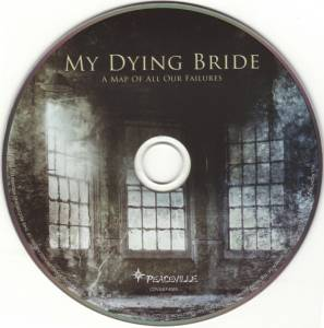 My Dying Bride: A Map Of All Our Failures (CD + DVD) - Bild 3