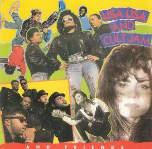 Cover - Lisa Lisa & Cult Jam: Lisa Lisa And Friends