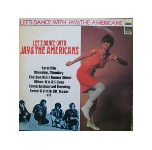 Cover - Jay & The Americans: Let's Dance With Jay & The Americans