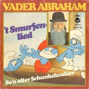 Cover - Vader Abraham: 't Smurfenlied