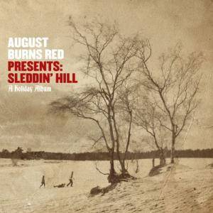 Cover - August Burns Red: Sleddin' Hill - A Holiday Album