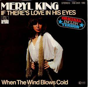 Cover - Meryl King: If There's Love In His Eyes