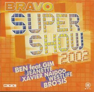 Cover - Jan Wayne Meets Lena: Bravo Supershow 2002