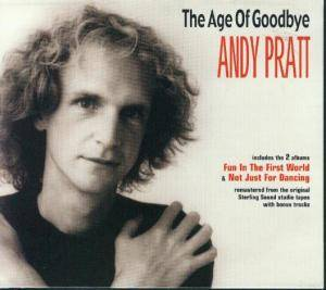 Cover - Andy Pratt: Age Of Goodbye, The