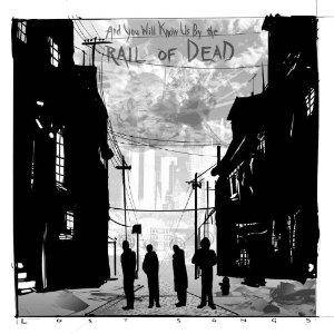 ...And You Will Know Us By The Trail Of Dead: Lost Songs - Cover
