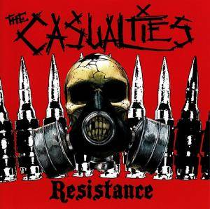 Cover - Casualties, The: Resistance
