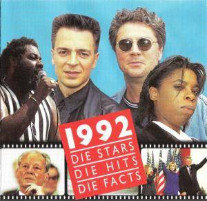 Cover - Charade: Stars Die Hits Die Facts 1992, Die