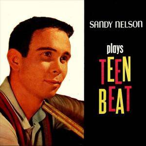 Cover - Sandy Nelson: Plays Teen Beat