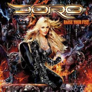 Doro: Raise Your Fist - Cover