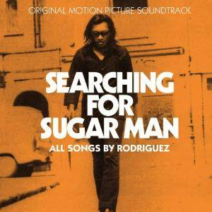 Rodriguez: Searching For Sugar Man - Cover