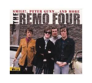 Cover - Remo Four, The: Smile!, Peter Gunn ... And More