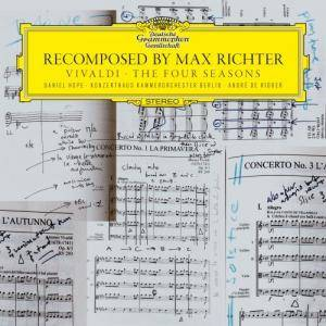 Max Richter: Recomposed By Max Richter: Vivaldi - The Four Seasons - Cover